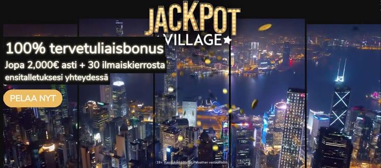Jackpot Village nettikasino