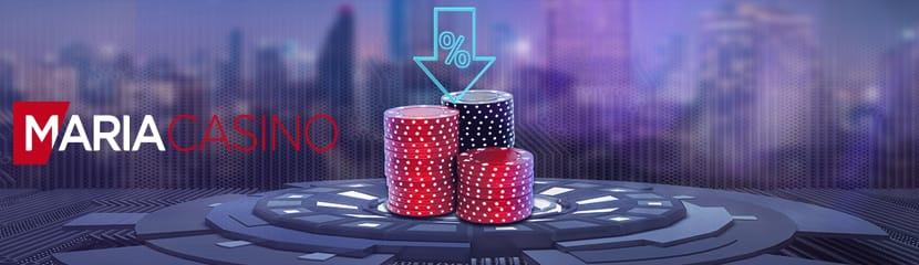Maria Casino 1 euro deposit