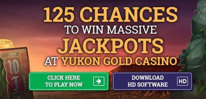 Welcome Bonus Ukon Gold Casino