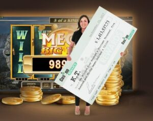 Yukon Gold Live Casino Bonus
